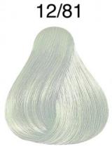 Wella Koleston Perfect barva 12/81 speciální blond perleťově popelavá 60 ml