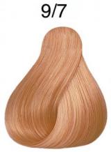 Wella Koleston Perfect barva 9/7 velmi světlá blond hnědám 60ml