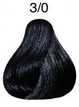 Wella Koleston Perfect barva 3/0 tmavě hnědá přírodní 60ml