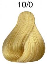 Wella Color Touch přeliv 10/0 inte.světlá blond přírodní 60ml