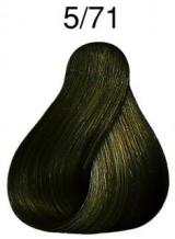 Wella Color Touch přeliv 5/71 světle hnědá hnědá popelavá 60ml