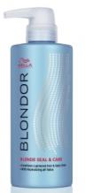 WELLA  BLONDOR BLONDE SEAL CARE 500ml Kondicionér pro zesvětlené vlasy