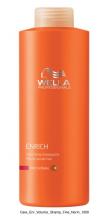 Wella  Enrich Shampoo Fine 1000ml Objemový šampon pro jemné až normální vlasy