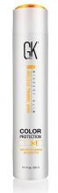 GK Hair Global Keratin Moisturizing Shampoo 1000ml Hydratační šampon pro barvené vlasy obohacený JUVEXINEM