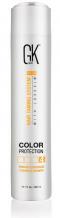GK Hair Global Keratin Moisturizing Conditioner 1000ml Hydratační kondicionér pro barvené vlasy oohacený JUVEXINEM
