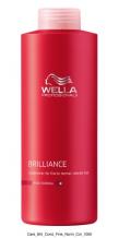 Wella Brilliance Kondicionér pro jemné až normální barvené vlasy 1000 ml