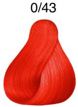 Londa Professional permanentní barva 0/43 60ml