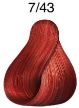 Londa Professional Demipermanentní barvy / přeliv /  7/43 60ml