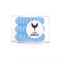 HH Simonsen Hair Bobbles Light Blue světle modrá gumička 3 ks