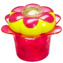 Tangle Teezer Magic Flowerpot žluto-růžový kartáč
