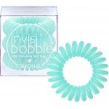 Invisibobble Original Mint To Be, 3 kusy originální vlasové gumičky mátově zelené
