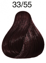 Wella Koleston Perfect barva 33/55 tmavě hnědá intenz.mahagonová intenz.60ml