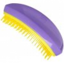 Tangle Teezer Salon Elite Neon Brights Violet-Yellow fialovo-žlutý neonový kartáč