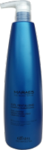 MARAES CURL REVITALIZING SHAMPOO Revitalizační šampon pro kudrnaté, vlnité a krepaté vlasy 1 l