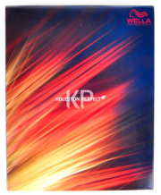 Wella Professionals Koleston Perfect Me+ Color vzorník barev
