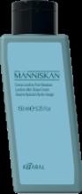 Kaaral Människan - Zvláčňující krém po holení 150 ml