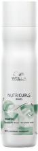 Wella Nutricurls Waves hydratační šampon pro vlnité vlasy 250 ml