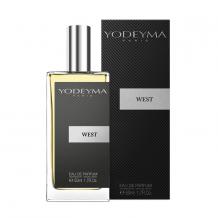 Yodeyma Paris WEST Eau de Parfum 50ml
